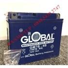 Baterai Aki Global GM7B-4B 12v 7ah 1