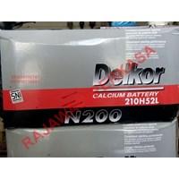 Car Mobil DELKOR 210H52L (N200)