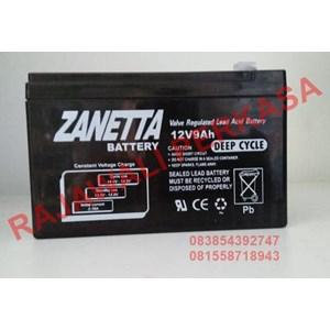Baterei VRLA Zanetta 12v 9ah