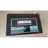 Baterai AGM Luminos 12v 12ah