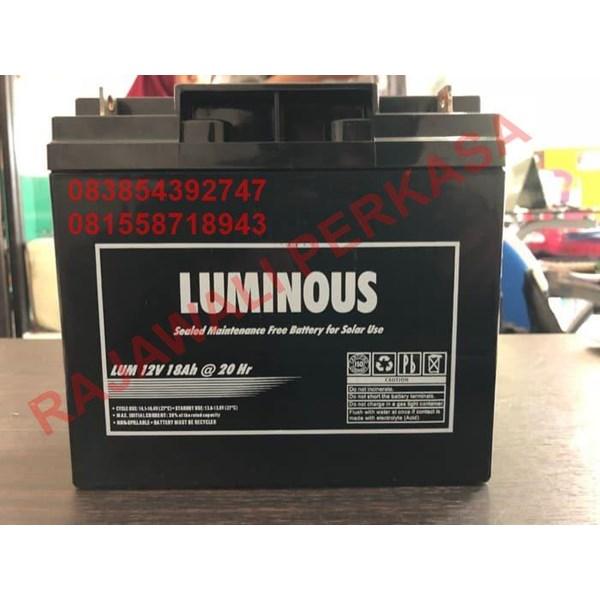 AGM Batteries VRLA Luminos 12v 18ah