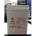 AGM Batteries VRLA VOZ 6V 4Ah 1