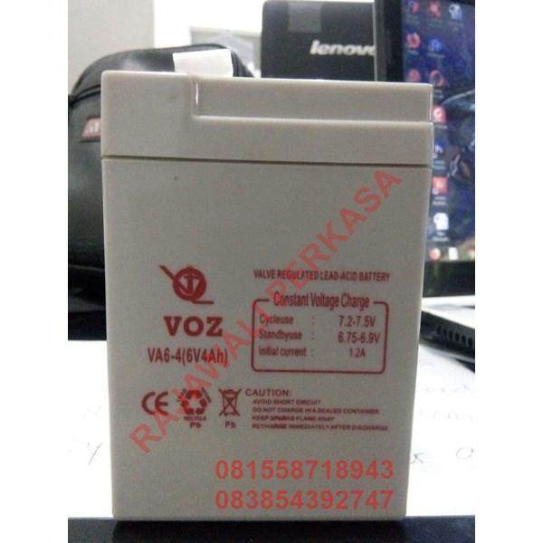 AGM Batteries VRLA VOZ 6V 4Ah