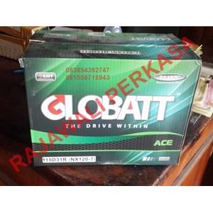 Aki Mobil MF Globatt 115D31R / NX120-7 / 12v 100ah
