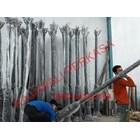 Tiang Lampu Taman / Tiang Dekoratif / Tiang antik / Tiang Lampu Taman 3 Meter 4
