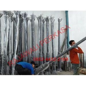 Garden Light Poles / Decorative Poles / Antique Poles / 3 Meter Garden Light Poles