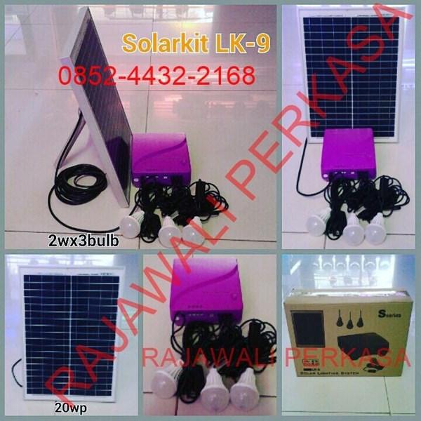 Solar Home Systems LK9 / Paket Sehen Lk9