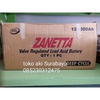battrey zanetta gel 12v 200 ah