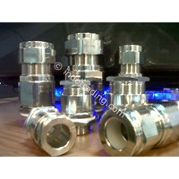 Armoured Cable Gland Explosion Proof type E1XF   1