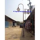 Model Tiang Lampu Taman  2