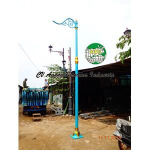 Tiang Lampu PJU Dekoratif Minimalis