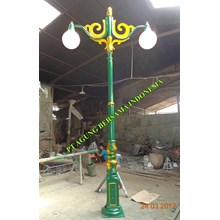 Tangerang City Antique Light Pole