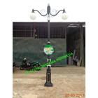 Tiang PJU Lampu Taman Hias Dekoratif 5