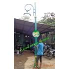Tiang PJU Lampu Taman Hias Dekoratif 10