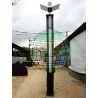Tiang Lampu Pusat Pemerintahan Kota Tangerang