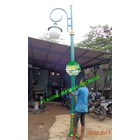 Tiang Lampu Antik 3 - 4 - 5 - Meter 6