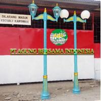 Selling Round Garden Light Poles