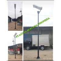 Antique City Light Pole Cilegon
