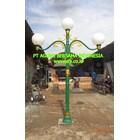 Model of Garden Parlor Garden Lamp 1