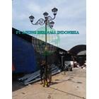 Tiang Pju Antik Kota Yogyakarta 2