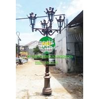 Tiang Lampu Taman Dekoratif  ABI