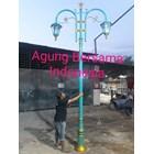 Making Cheap Antique Light Poles 1