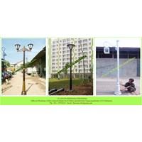 East Java Garden Light Pole