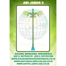 Lampu Taman ABI Jawa barat
