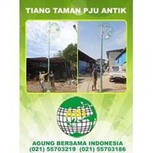 Tiang Taman Antik ABI Indonesia