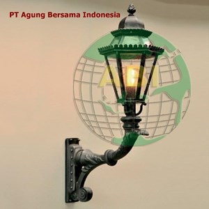 Lampu Taman Dinding