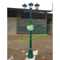 Park Lamp Pole - 3 - 4 - Meters