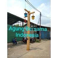 Manufacture of Classic Garden Light Poles