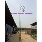 Jual Tiang Lampu Taman Medan 1