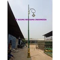 Jual Tiang Lampu Taman Medan