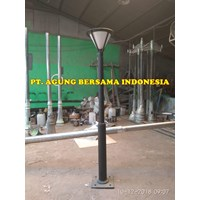 Price of Antique Garden Light Poles
