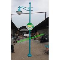 Jual  Tiang Lampu Antik Type ABI 1 Indonesia 2