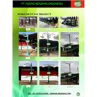 Makassar Garden Light Pole 2