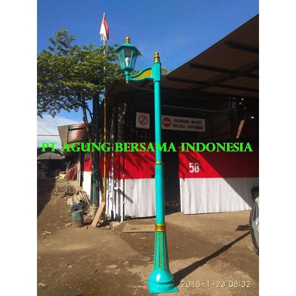 Sriwedari Tunggal Garden Light Pole