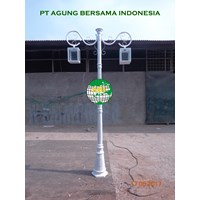 Harga Tiang Lampu Taman Minimalis Cab.2