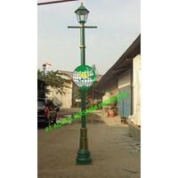 Led City Park Light Pole