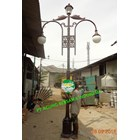 TIANG LAMPU ANTIK 3-4 meter  1