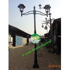 Tiang Lampu Antik  3 Meter type Malioboro 2
