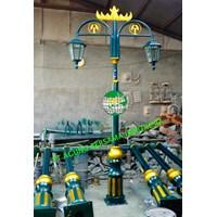 Model Lampu Taman Klasik Murah