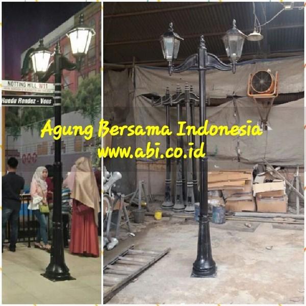 TIang Lampu Taman Kota Bali