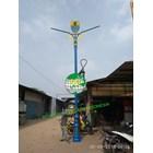 Price of Antique Garden Electric Poles 2