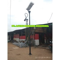 TIANG LAMPU JALAN OKTAGONAL dan Dekoratif