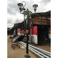 Tiang Lampu Antik ABI INDONESIA 2019