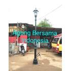 Harga Tiang Lampu Taman Depan Rumah 1