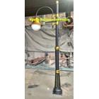 TIANG LAMPU TAMAN ANTIK TLG BESTARI 3 Meter 1