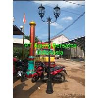 Supplier Tiang Lampu Taman Minimalis Murah